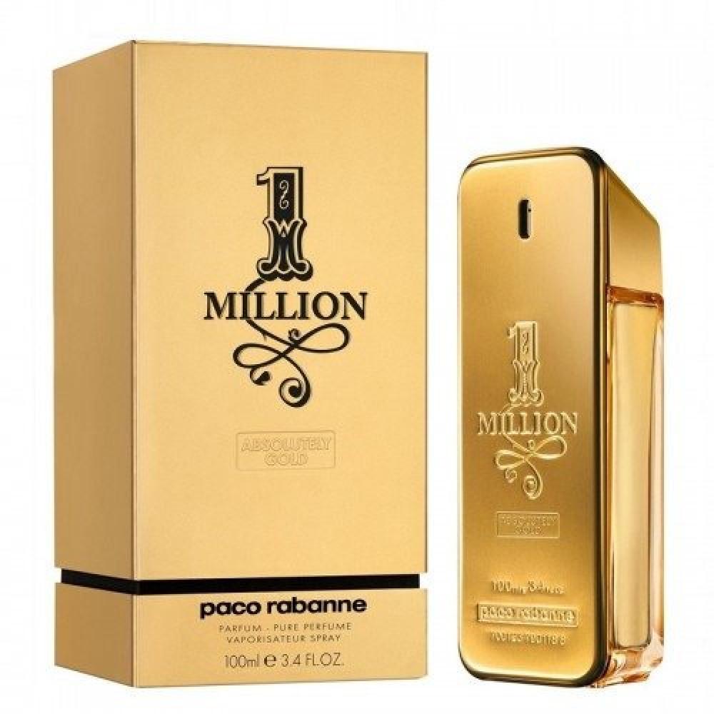 Paco Rabanne 1 Million Absolutely Gold Eau de Parfum 100ml متجر خبير ا