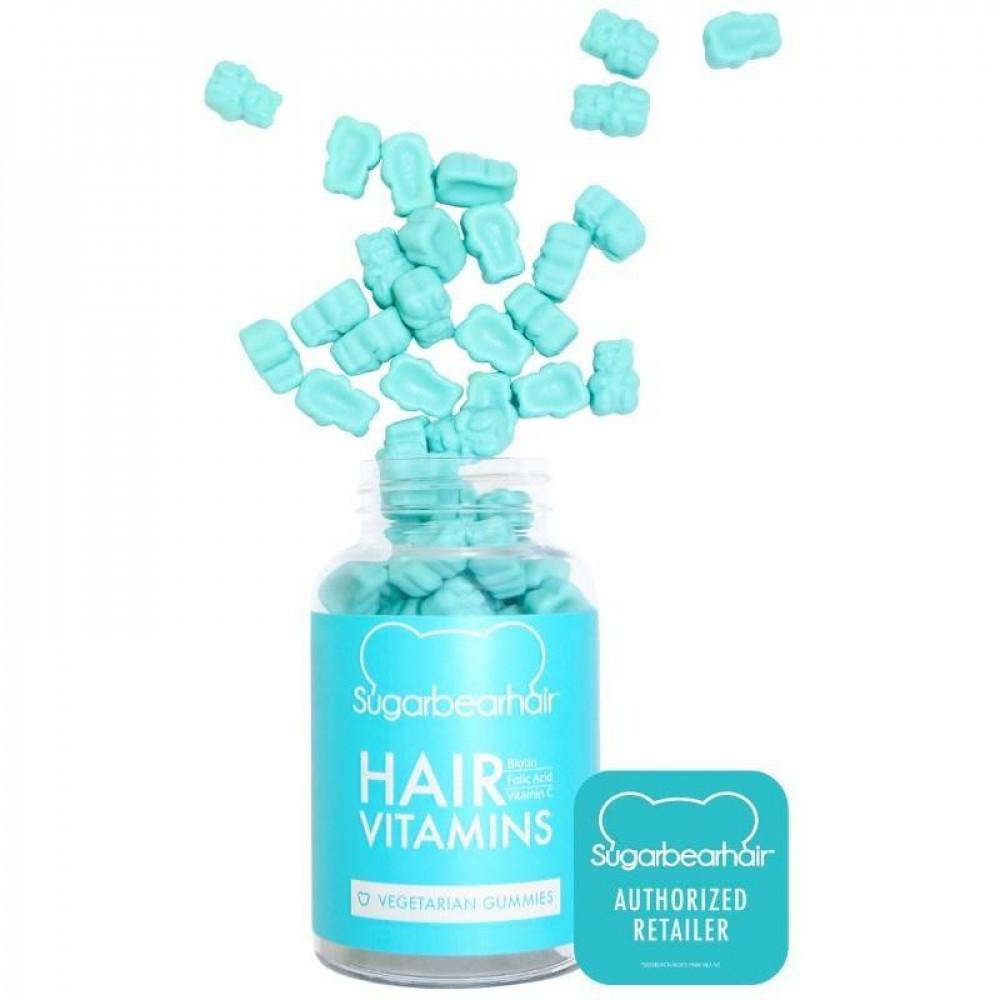 فيتامينات الشعر
