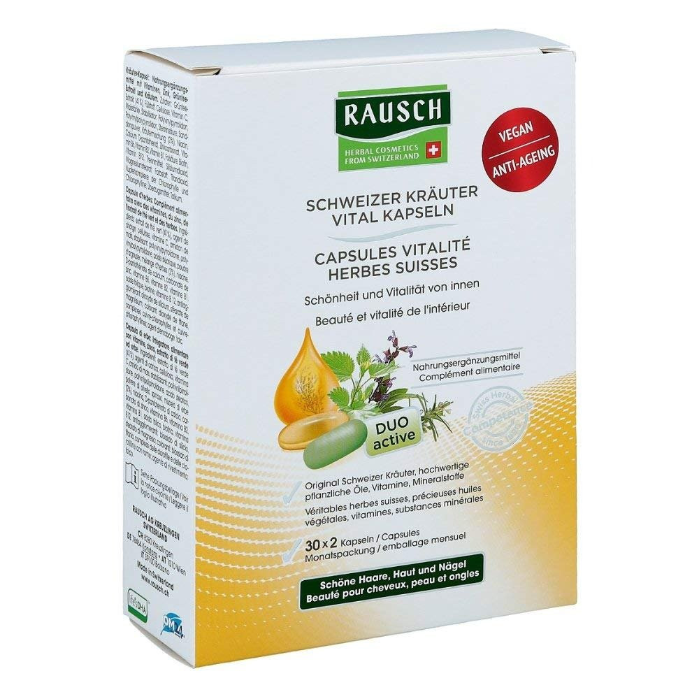 rausch capsules