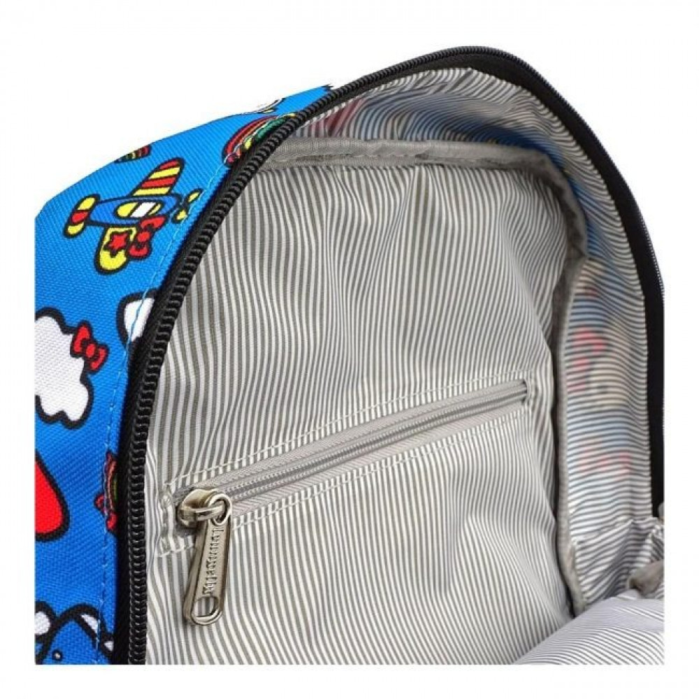 Loungefly Sanrio Hello Kitty 45th Anniversary Kawaii Mini Backpack