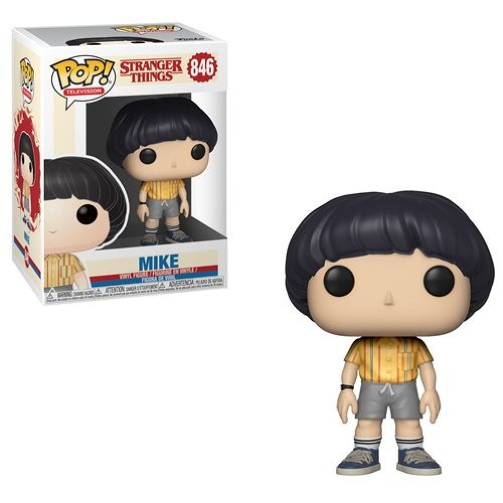Pop Television Stranger Things S3 Mike