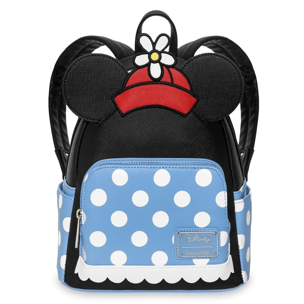 Positively Minnie Polka Dot Mini Backpack