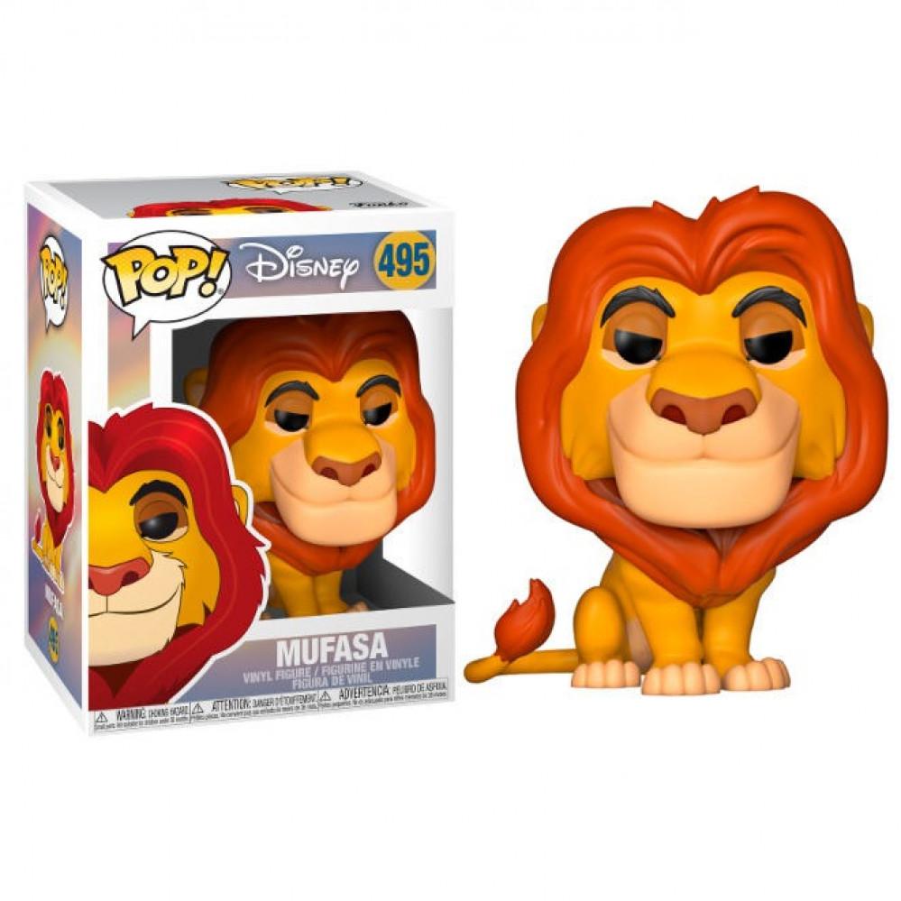 POP Disney Mufasa Classic