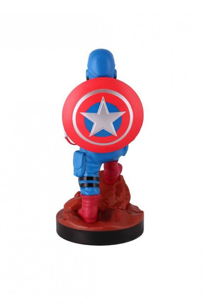 Captain America Cable Guy