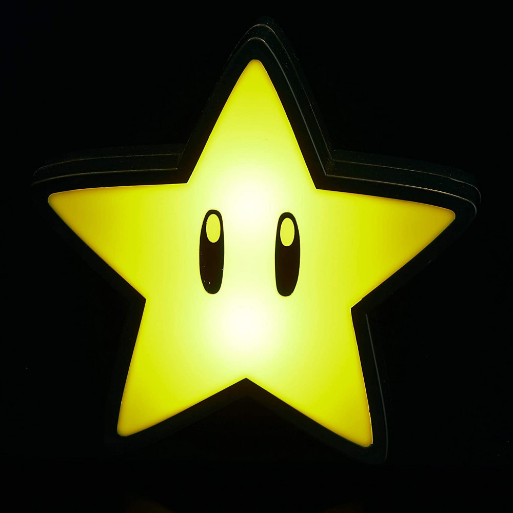 Mario Super Star Light with Sound