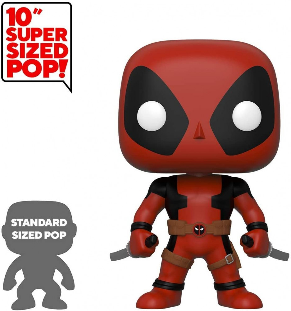 Funko Pop Marvel Deadpool with Swords