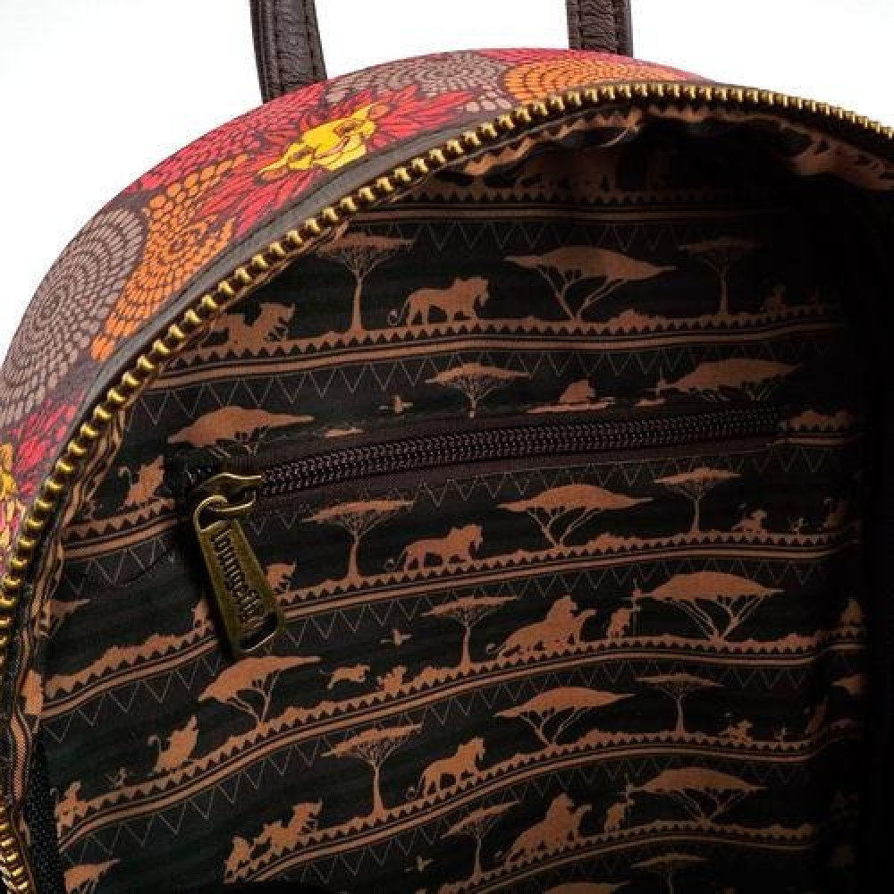 LF Lion King Printed Mini Backpack