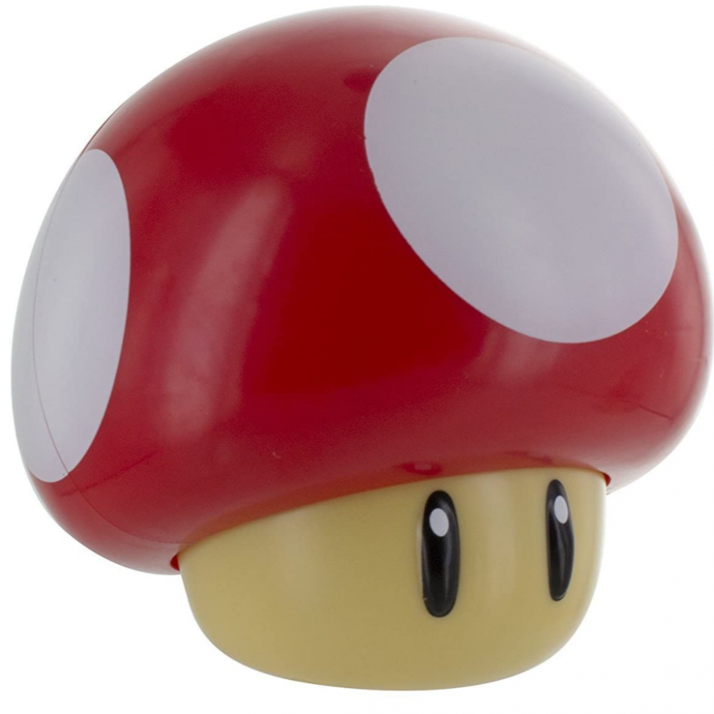Paladone Super Mario Bros Toad Mushroom Light with Sound