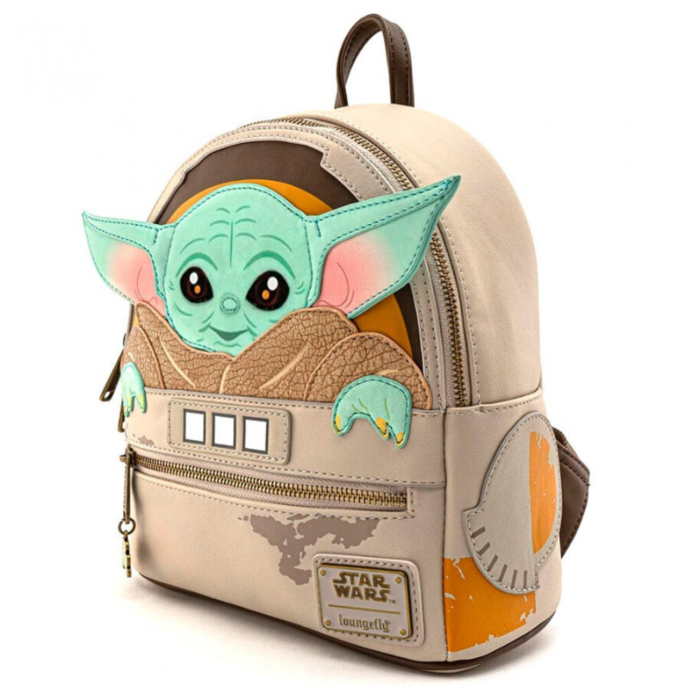 LF The Mandalorian The Child Backpack