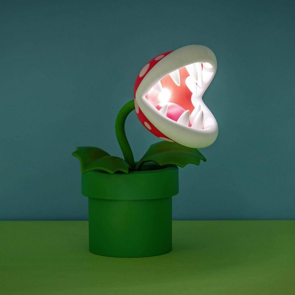 Paladone Piranha Plant Posable Lamp BDP