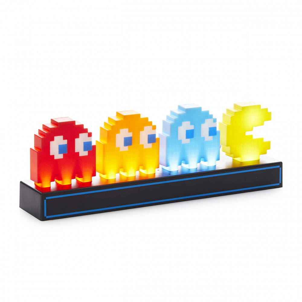Pac Man and Ghosts Light