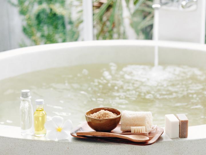 منتجات الاستحمام
