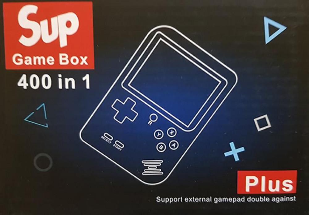 Handheld Game Console , جهاز ألعاب إلكترونية يحتوي على 400 لعبة