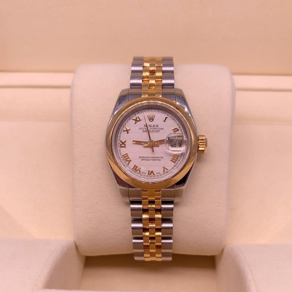 ساعة رولكس ديت جست الأصلية مستعملة
