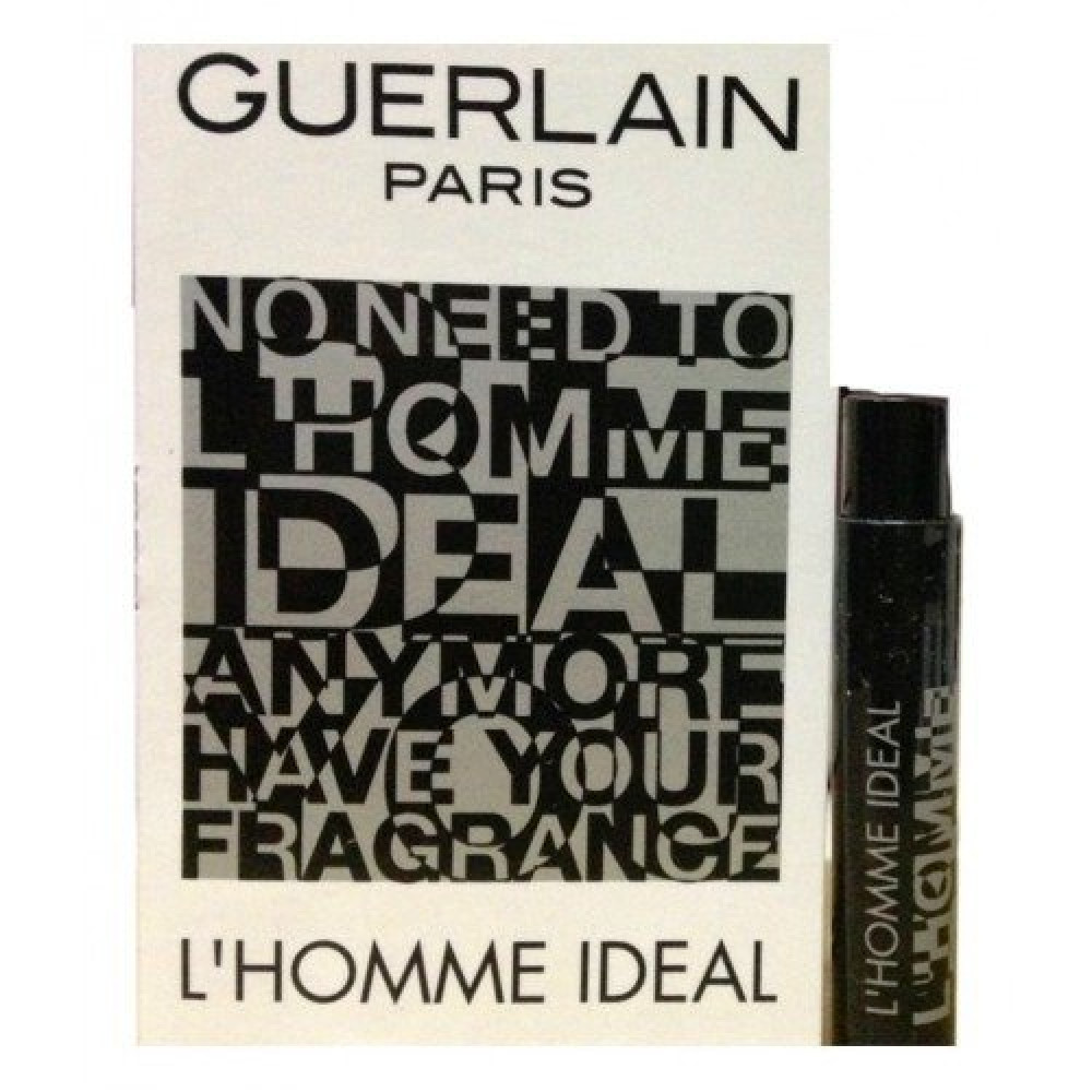 Guerlain LHomme Ideal Eau de Toilette Sample 1ml خبير العطور