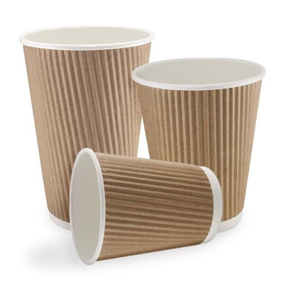 اكواب قهوة ورقية