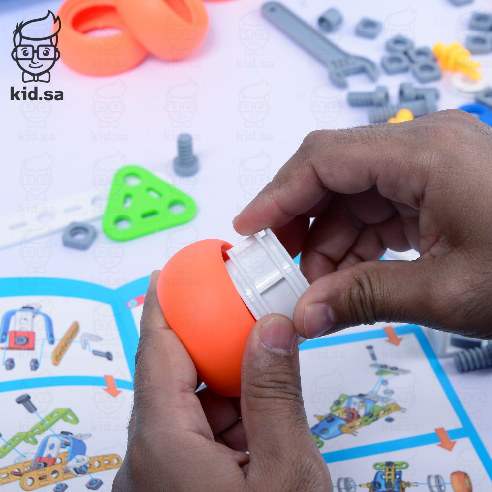 العاب تركيب سيارات للاطفال