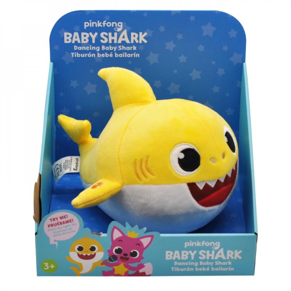بيبي شارك الراقصة, ألعاب, Toys, Pinkfong, Baby Shark