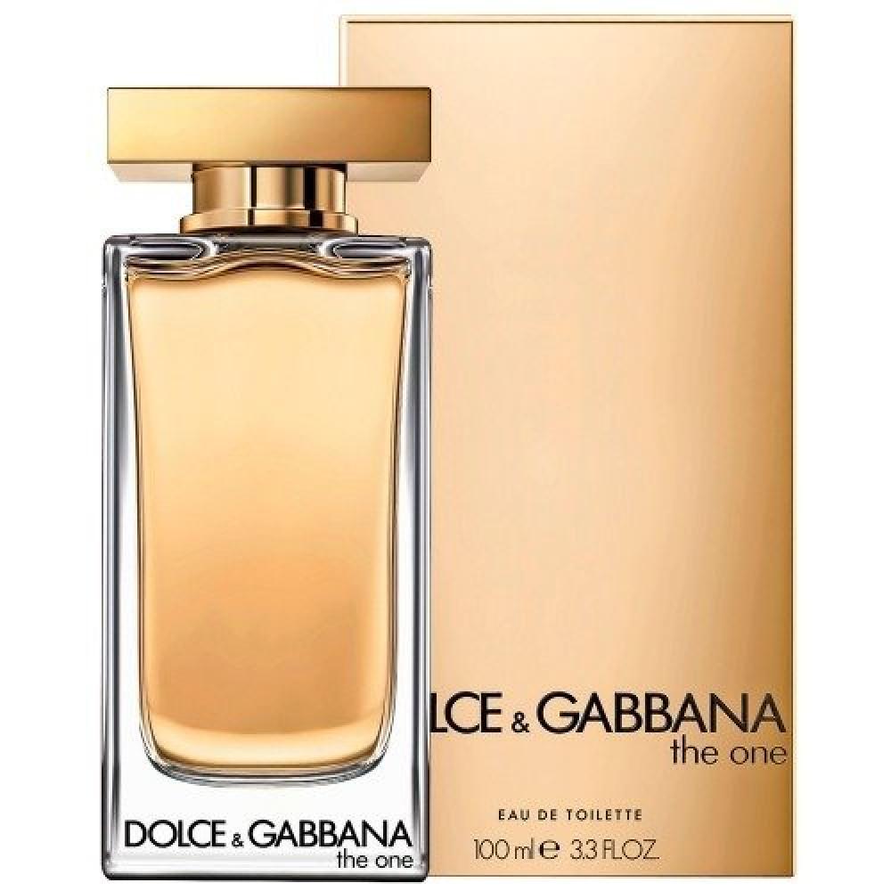 Dolce Gabbana The One Eau de Toilette 100ml خبير العطور