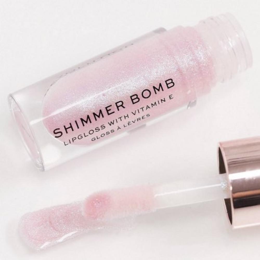 قلوس من ريفلوشن Revolution Pout Bomb Plumping Lip Gloss - Sparkle