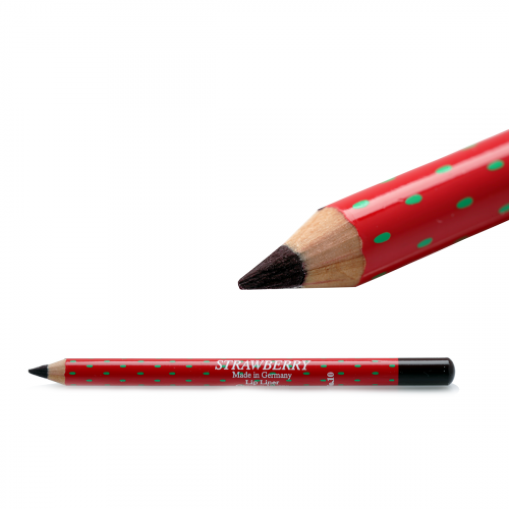 Strawberry  Lip Liner Pencil No-10