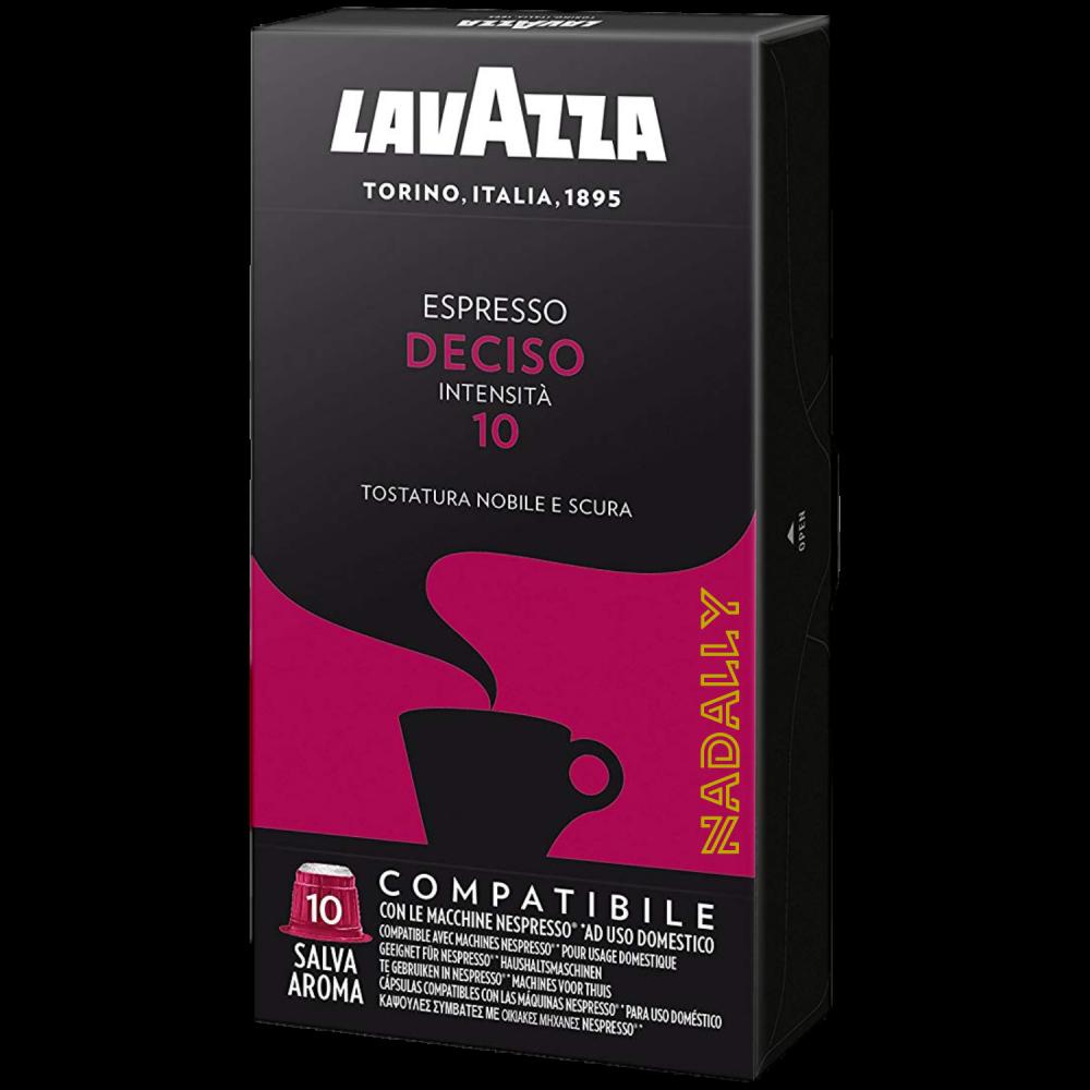 اسبريسو ديشيسو قهوة لافازا نسبريسو