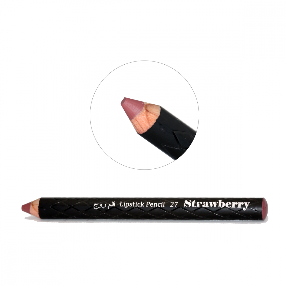 Strawberry Lipstick Pencil No-27