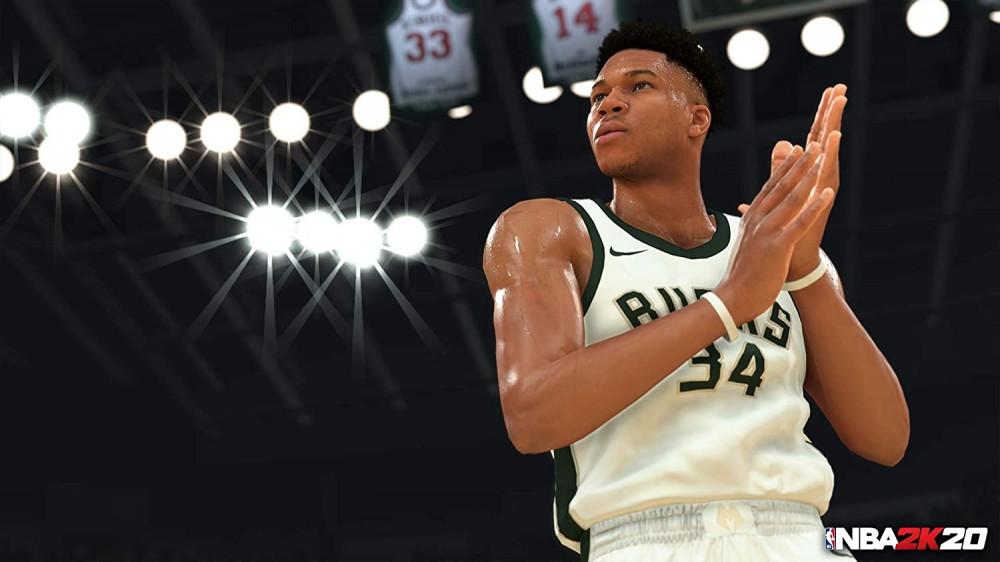 NBA 2K2-PS4