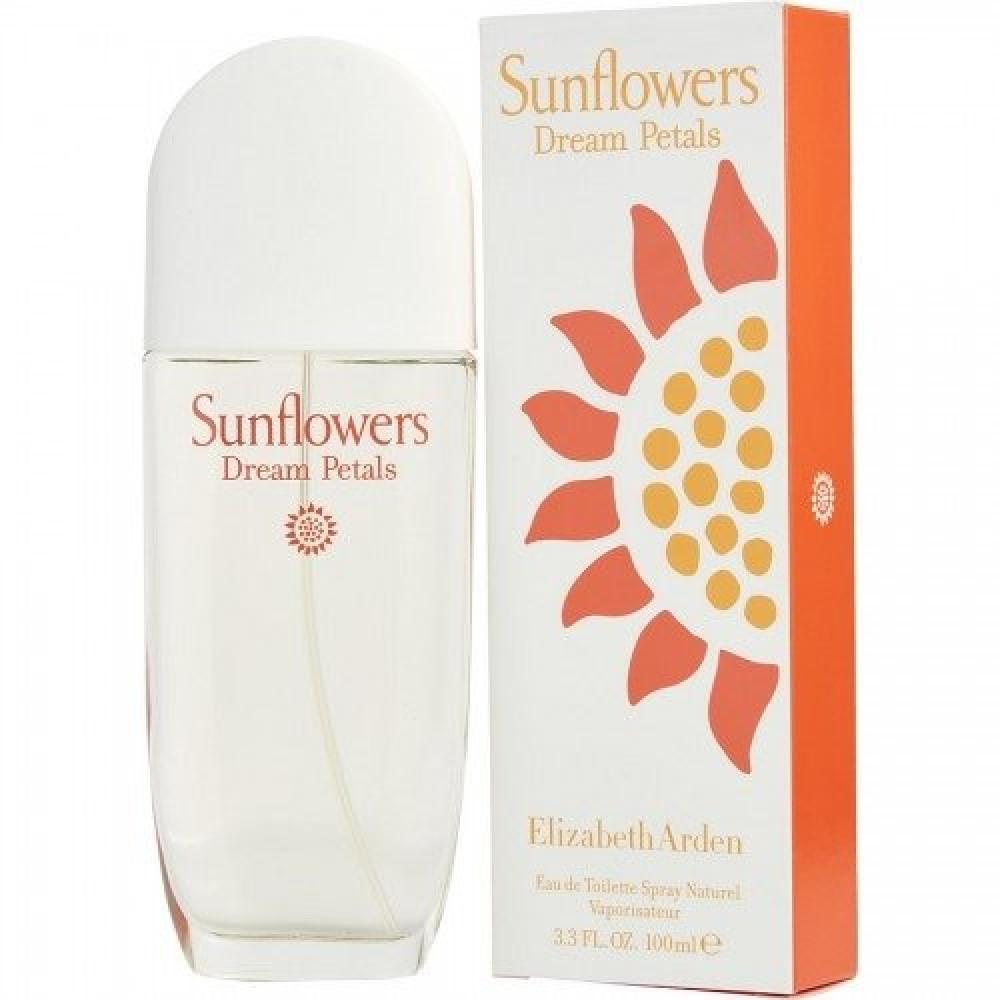 Elizabeth Arden Sunflowers Dream Petals Eau de Toilette 100ml خبير الع