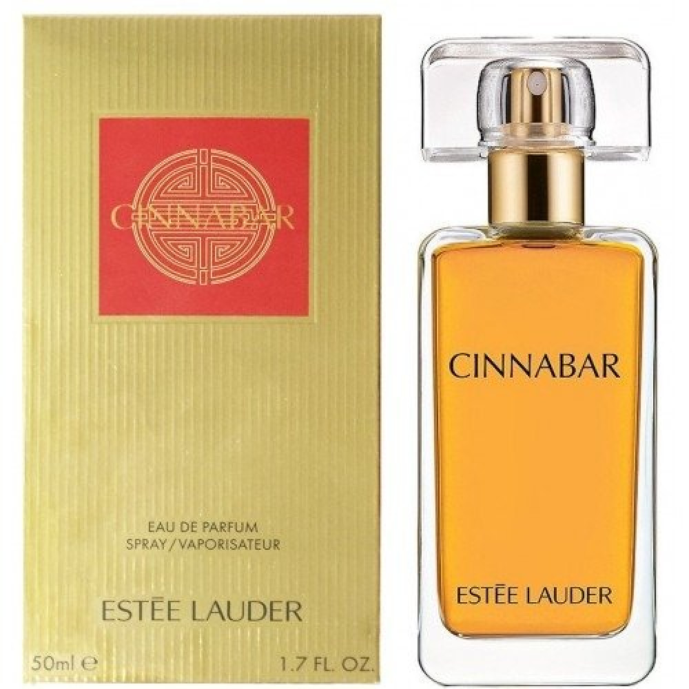 Estee Lauder Cinnabar Eau de Parfum 50ml خبير العطور