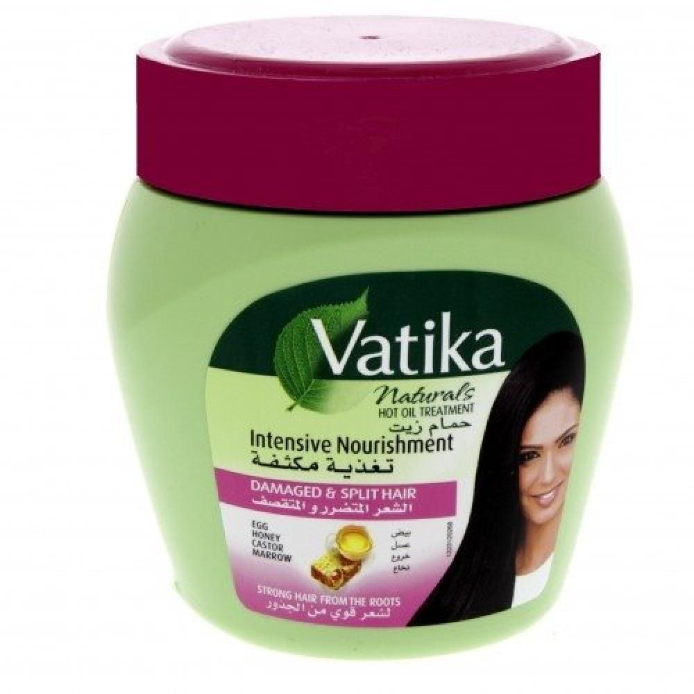 Vatika Intensive Nourishment Damaged and Split Hair 500g متجر خبير الع
