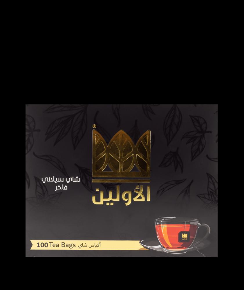 بياك-الاولين-شاي-سيلاني-فاخر-100-كيس-شاي