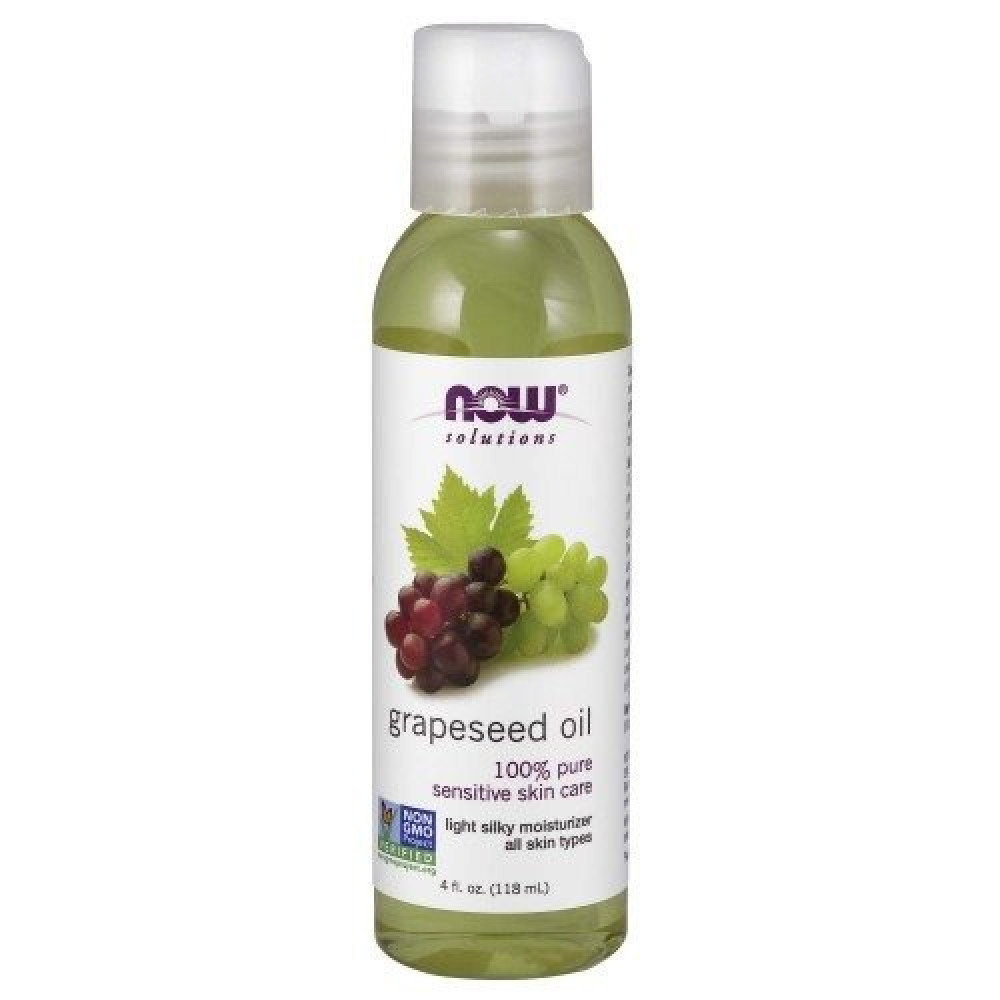 Now Grapesseed Oil 118ml خبير العطور