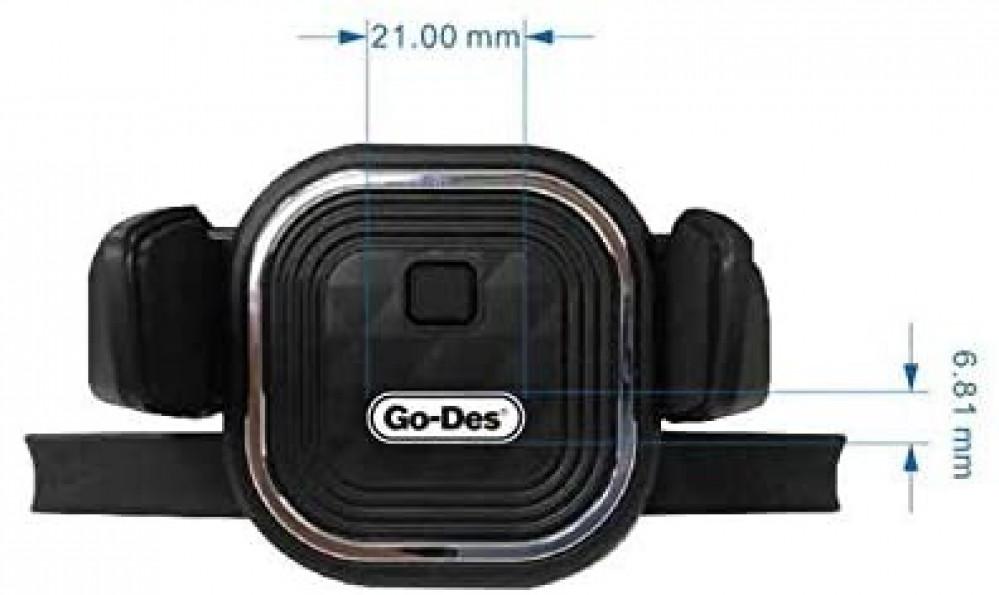 صورة أمامية حامل جوال وسادة شفط GD-HD605
