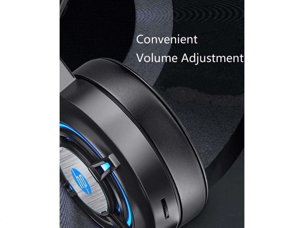 سماعة رأس لاسلكية للألعاب HP H120G