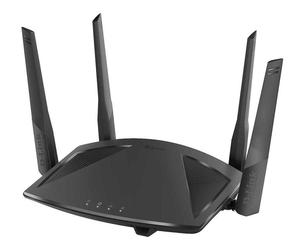 مقوي شبكة D-Link AX1800 WIFI 6