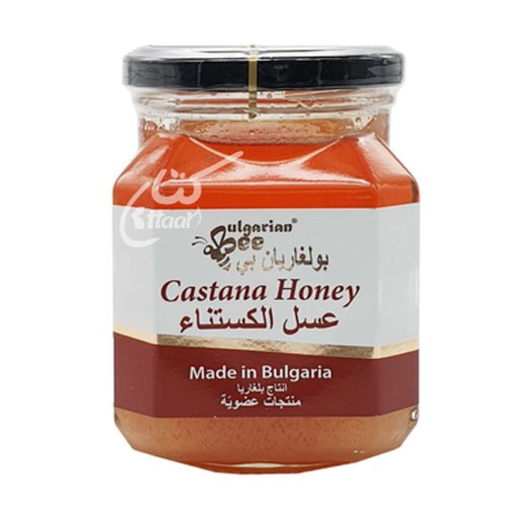 عسل الكستناء العضوي 450 جرام