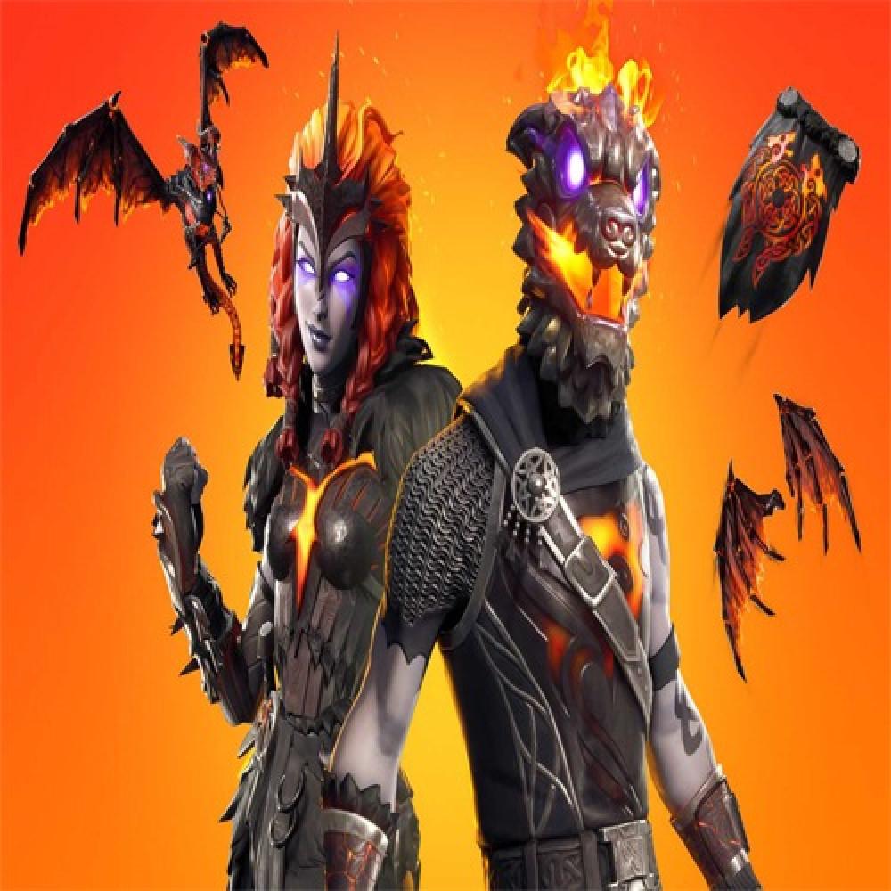 حزمة Lava Legends Pack