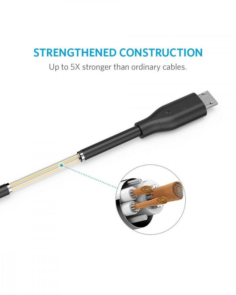 cable anker micro usb