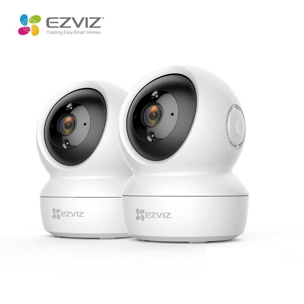 عدد 2 كاميرا C6N EZVIZ للمنزل