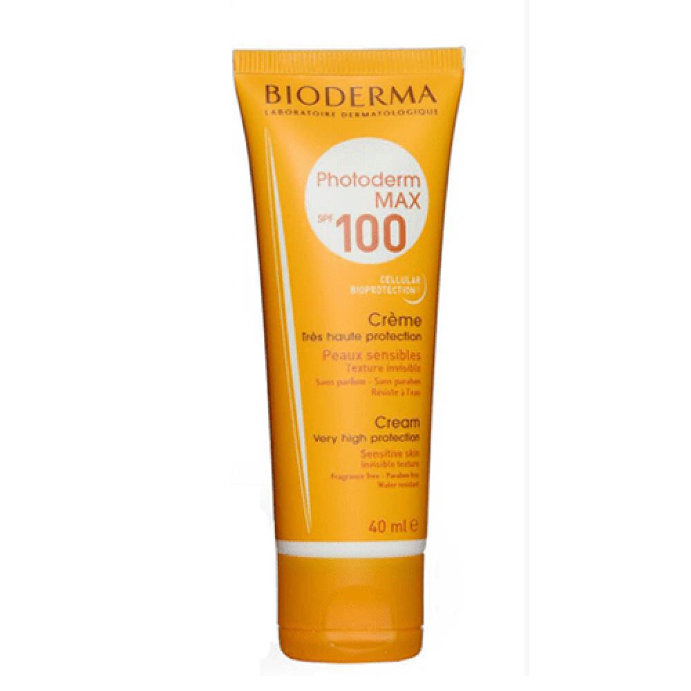 كريم عالي الحماية من الشمس فوتوديرم ماكس 100 مجموعةSPF من بايوديرما