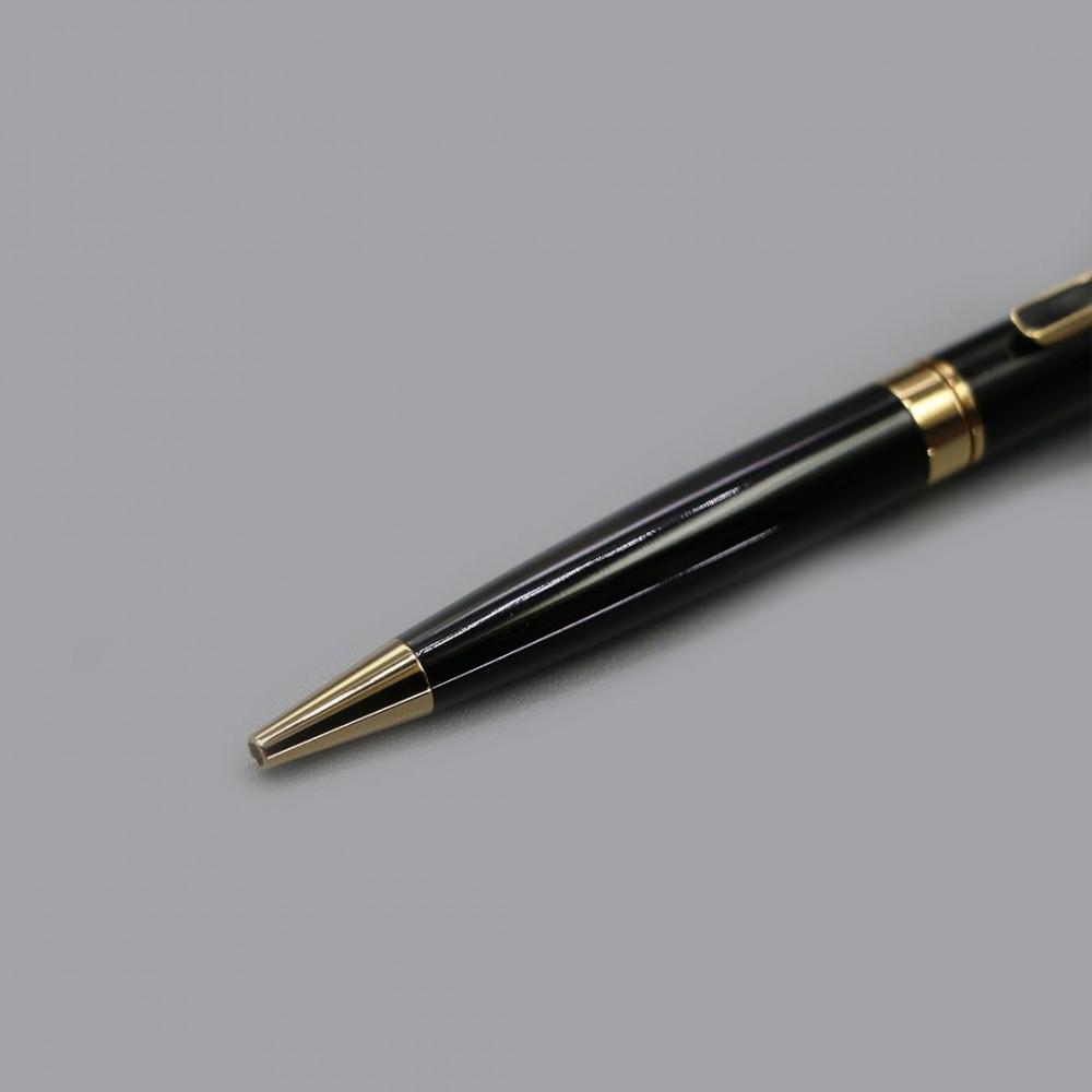 قلم لوسو ازرق ذهبي