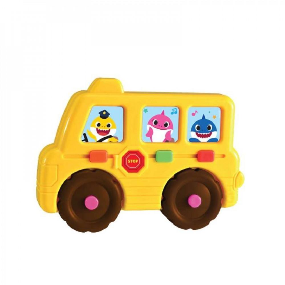 بينك فونج لعبة حافلة المدرسة, Toys, ألعاب