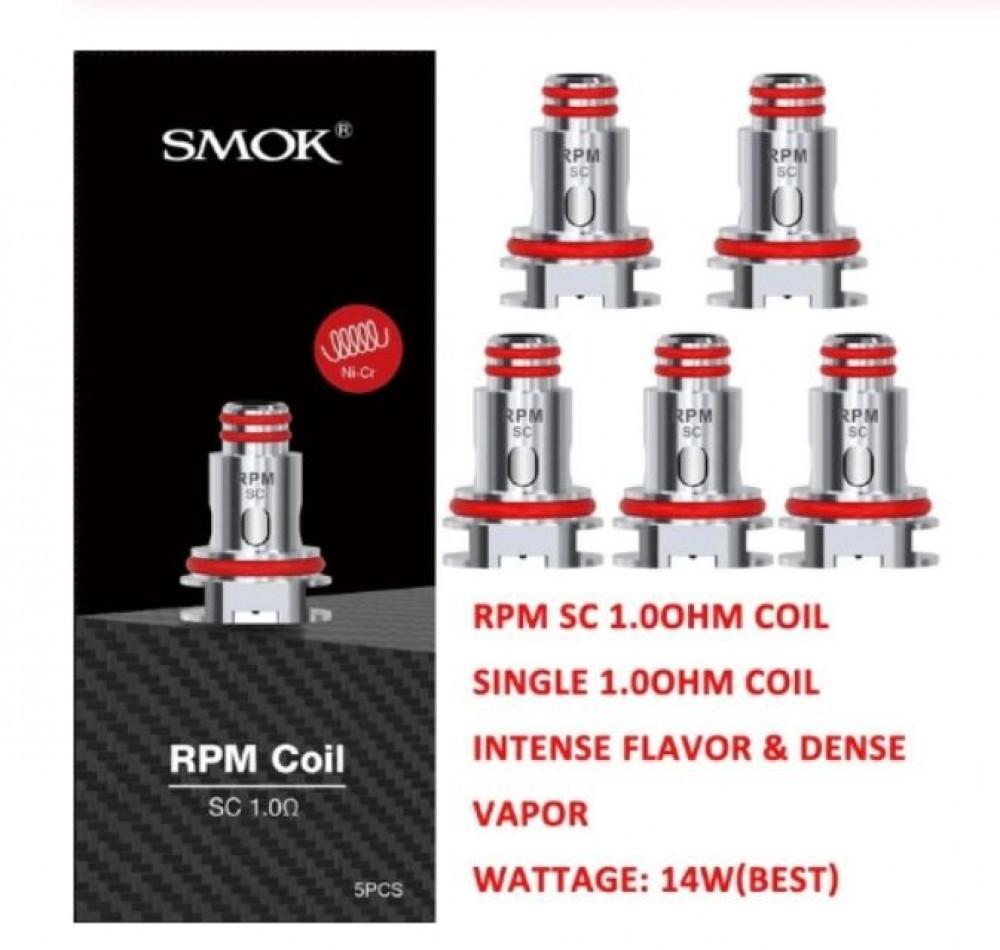 كويل سحبة الكترونية Smok Rpm Coil