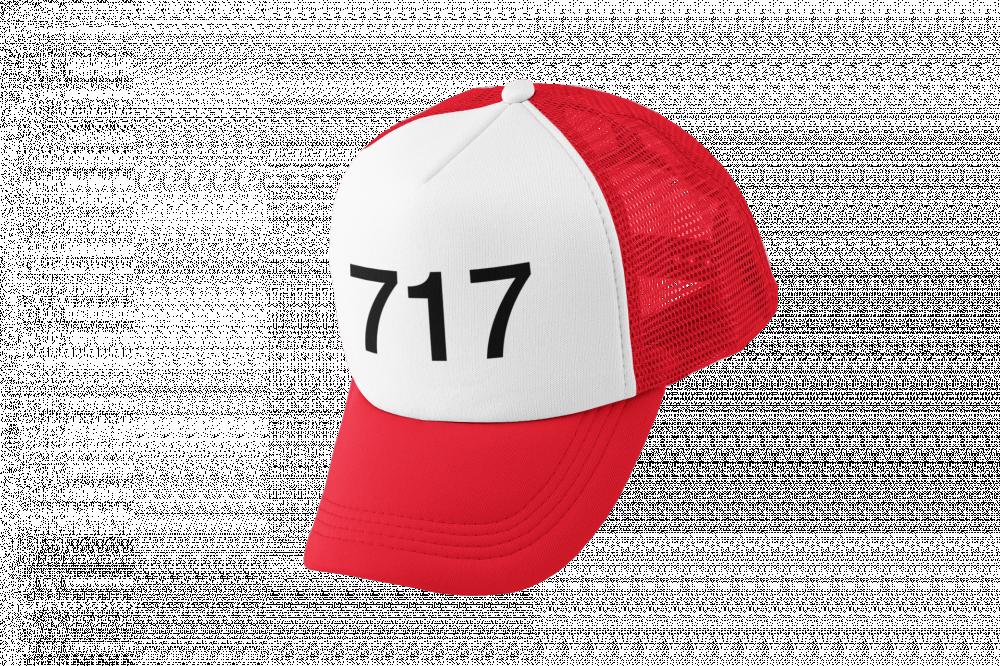 كاب طباعة برمز 717