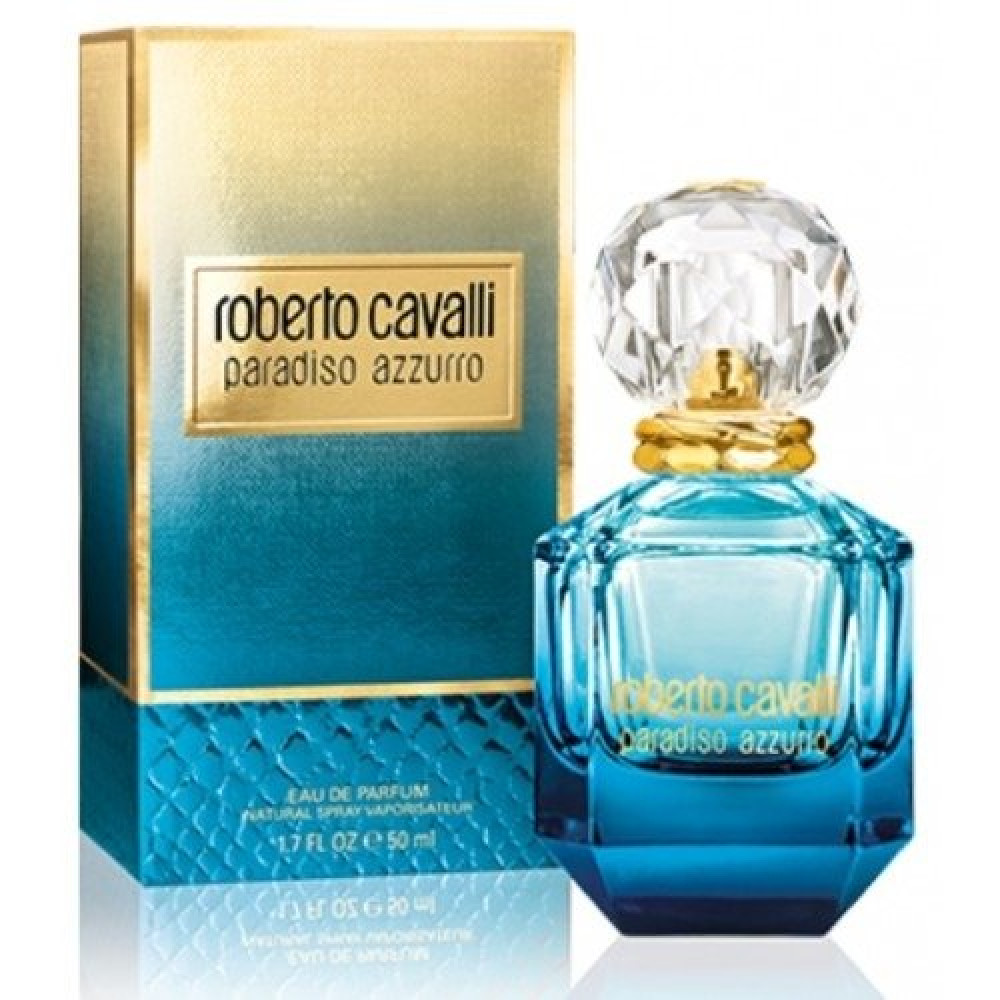 Roberto Cavalli Paradiso Azzurro Eau de Parfum 75ml متجر خبير العطور