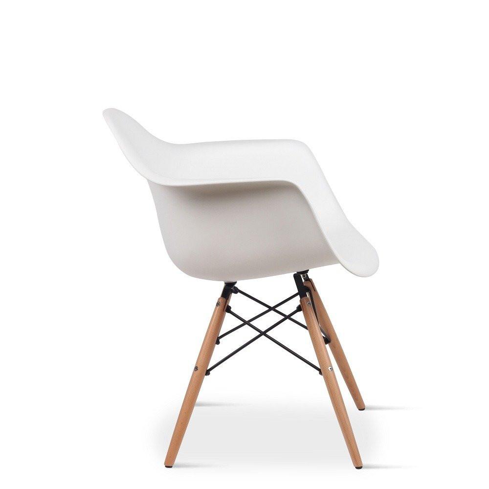 لجلسة مريحة كرسي جميل من طقم كراسي نيت هوم أبيض متجر ديل يوتريد