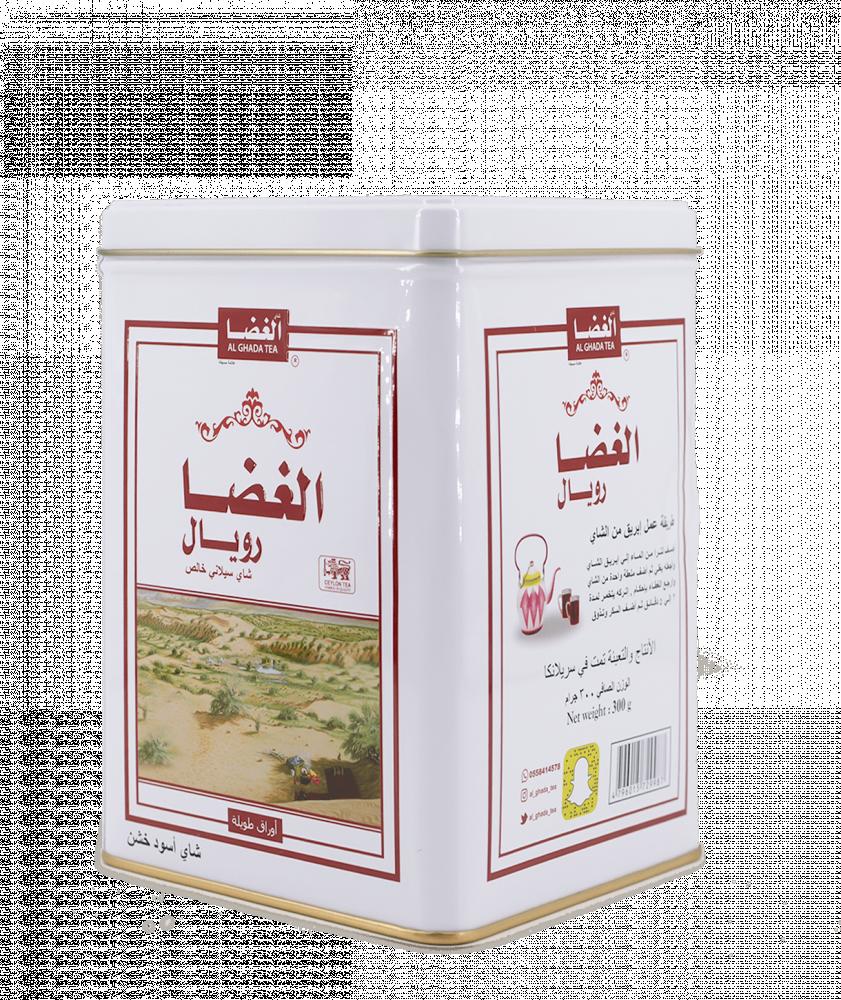 بياك-الغضا-شاي-رويال-أوراق-طويلة-معدن-شاي