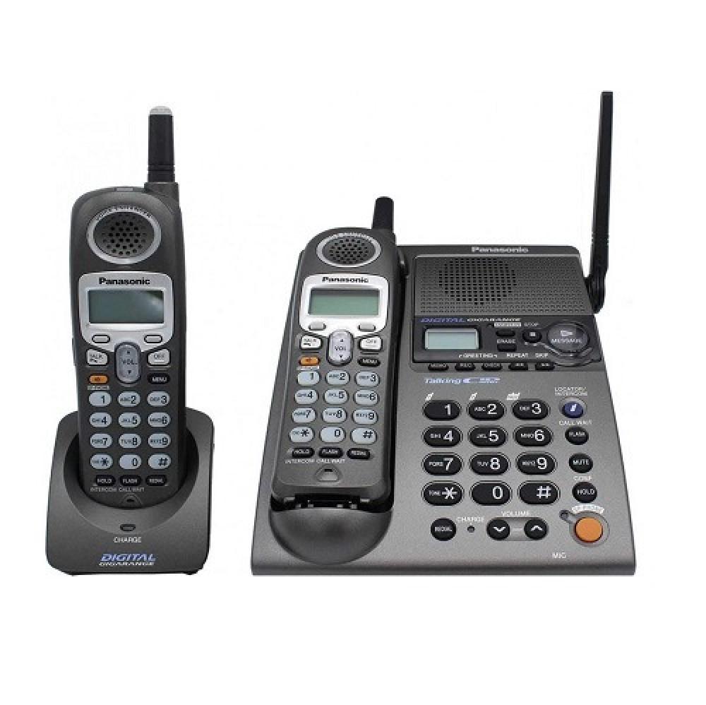 Panasonic Cordless Phone KX-TG2361JXB تليفون باناسونيك لاسلكي ياباني ا