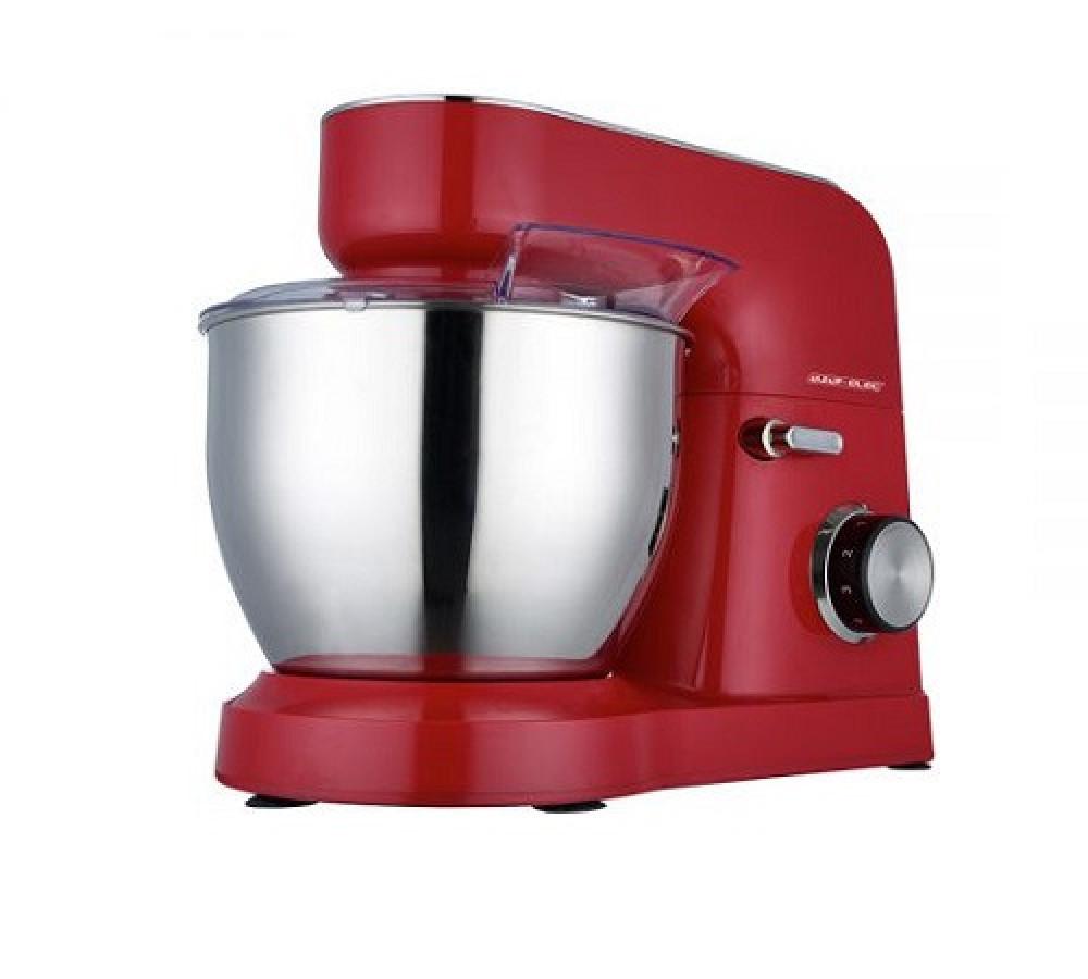 عجانه السيف برايم 6 لتر 1200 واط لون احمر Alsaif Prime Mixer E02223